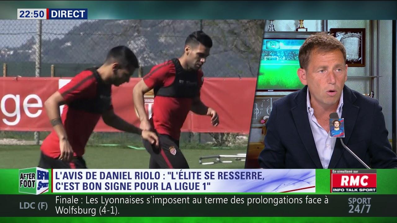 After Foot du jeudi 24/05 – Partie 3/6 - L'avis tranché de Daniel Riolo sur la Ligue 1