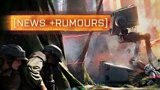 ► News, Rumours + Gameplay Details! | Star Wars Battlefront