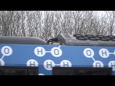 Alstom's hydrogen train Coradia iLint first successful run at 80km/h
