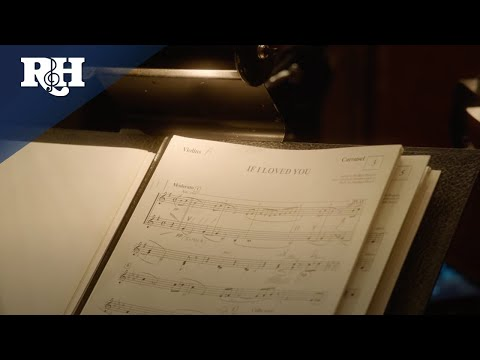 CAROUSEL (2018) Cast Recording - Montage
