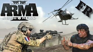 Arma II: Operation Arrowhead - Reall / Divusak [ PC ] HD Commenté