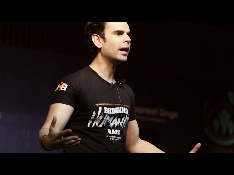 People who don't Fail in Life Don't Inspire Anyone – Varun Pruthi Motivation / Inspiration speech