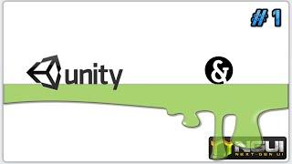 Unity3D -GUI NGUI {HealthBar} (NGUI Novice #1)
