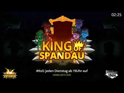 SPIN vs CSX: King of Spandau - Winter 2017 - Cup #07