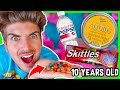 TASTING DISCONTINUED CANDY!