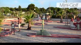 Camping Les Pins Maritimes à Hyères