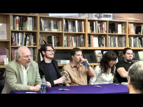 Book Event: The Mongoliad with Greg Bear and Neal Stephenson