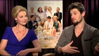 Katherine Heigl & Ben Barnes - 'The Big Wedding' Interview