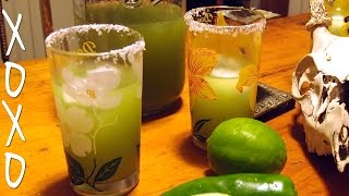How To Make Jalapeño Margaritas | Xoxo Cooks Ep. 6