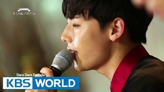 Global Request Show : A Song For You 3 - 사랑 없는 사랑 | Love without Love by NU'EST