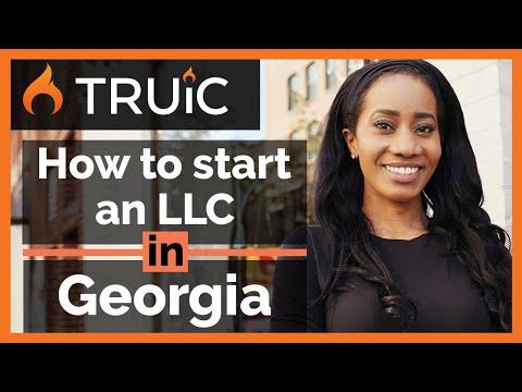 Georgia LLC - How To Start An LLC In Georgia - Short Version