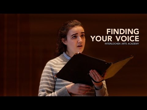 Interlochen Arts Academy Vocal Program