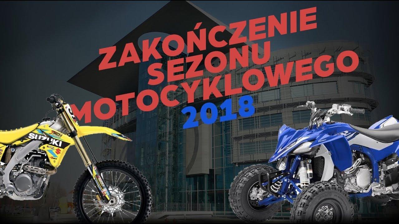 Zakończenie sezonu motocyklowego 2018 - Centum Olimpijskie Warszawa