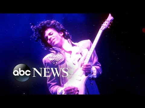 Prince's Vault Reportedly Drilled Open Mp3