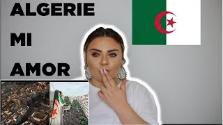 ALGERIE mi amor ❤️| L'ALGERINO REACTION |