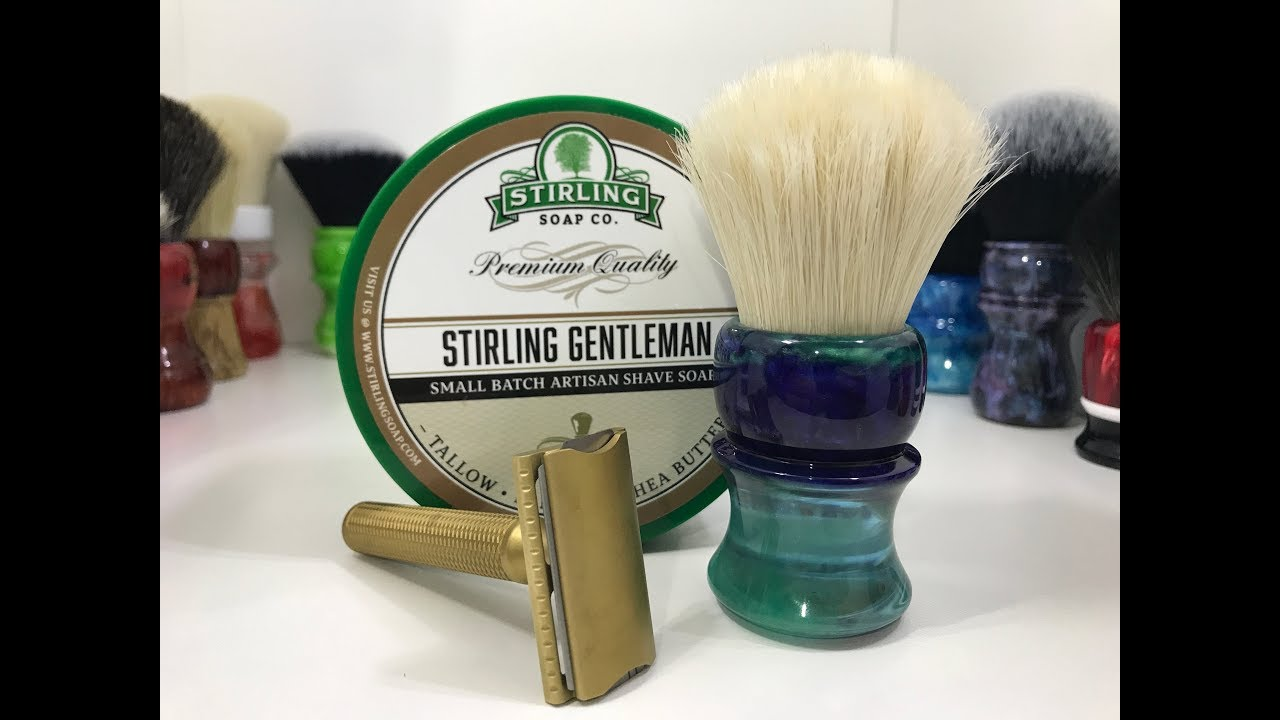 stirling gentleman turn n shave 30mm whipped dog boar and the karve