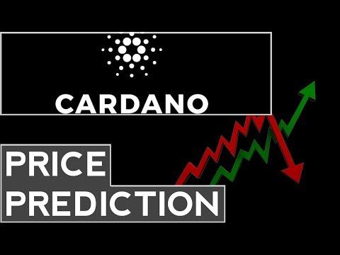Cardano Price Prediction, Analysis, Forecast (2017-2018)