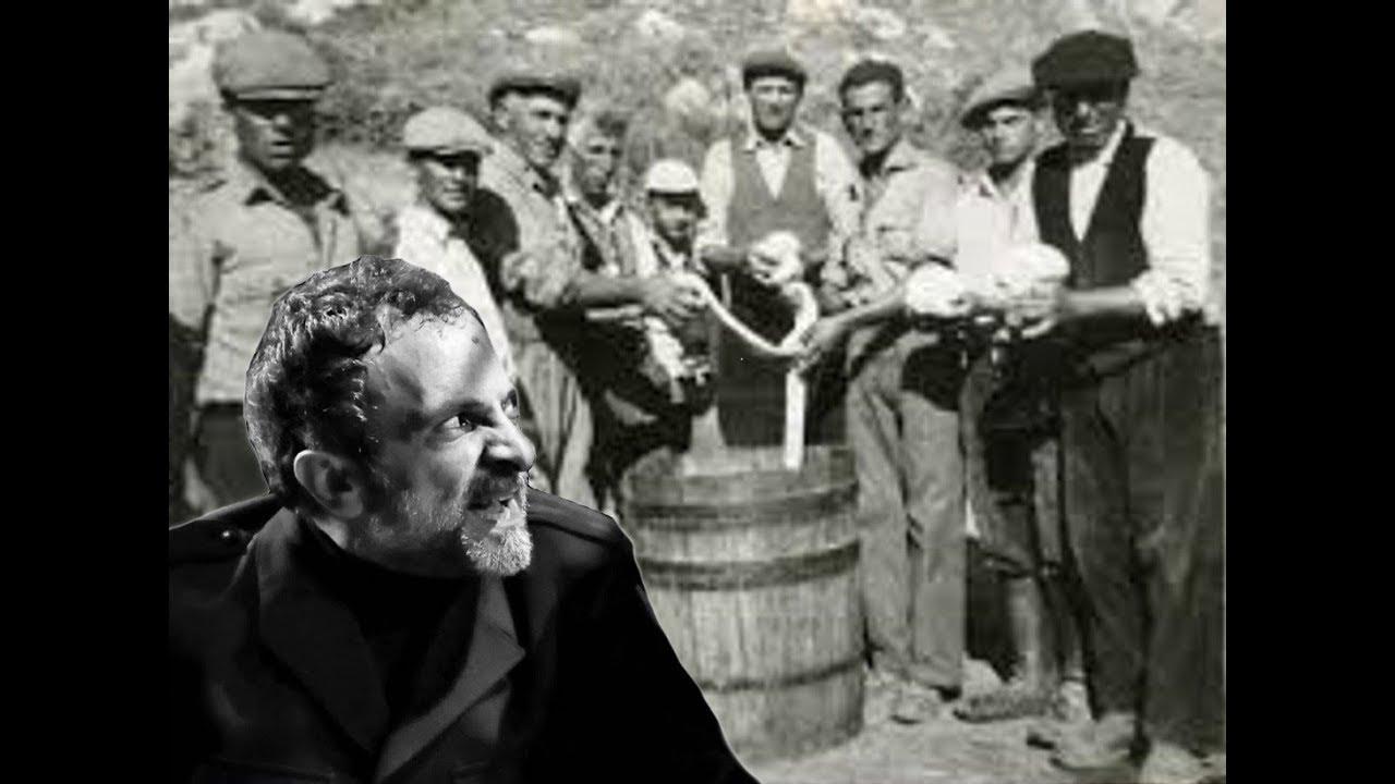 IL LUNGO VIAGGIO di Leonardo Sciascia - testo recitato da ...