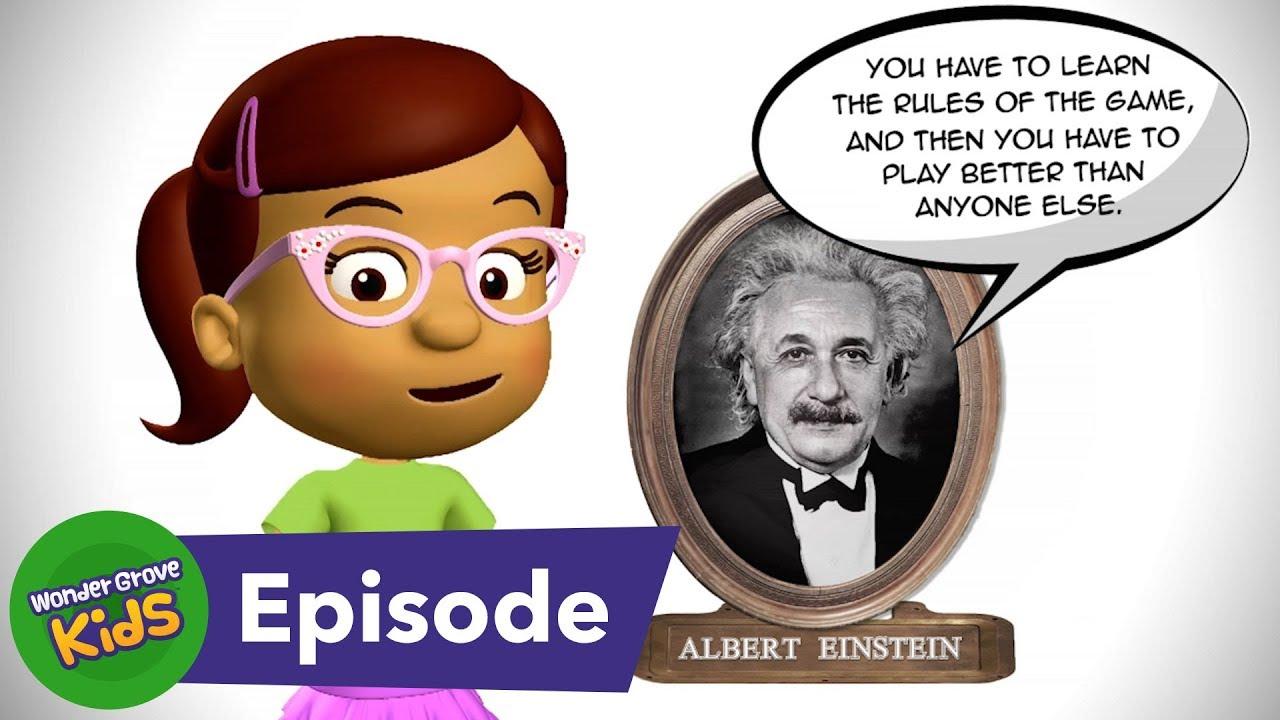 Albert Einstein Experiments for Kids | Study.com