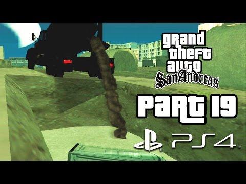 Grand Theft Auto San Andreas PS4 Gameplay Walkthrough Part 19 - DECONSTRUCTION