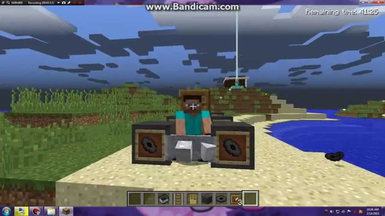 minecraft how to make a chair