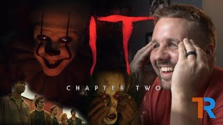 IT: Chapter 2 Teaser Trailer | REACTION