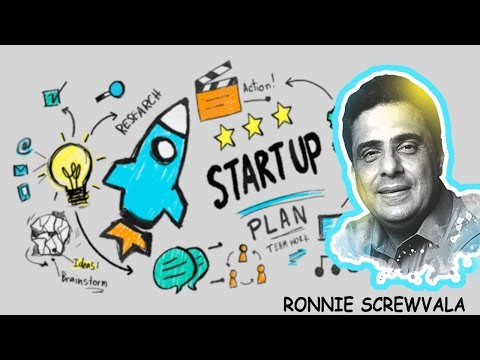 How To Become A Multimillionaire | Dream With Your Eyes Open | Ronnie Screwvala | Animated Summary