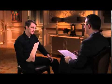 Rehash of Oliver-Snowden Interview