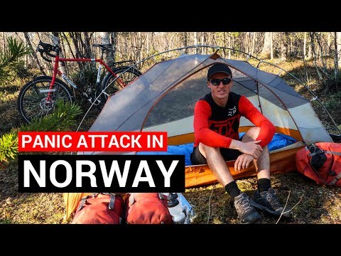 Panic Attack in Arctic Norway!!! - EP. #187