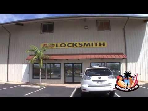 Kihei Safe & Locksmith Service - Maui, Hawaii