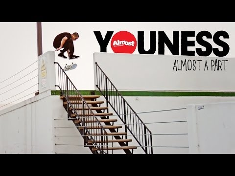 """Youness Amrani """"Almost A Part"""""""