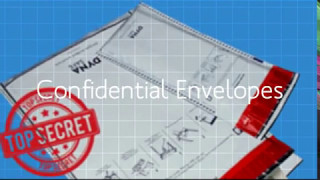 Security Envelopes Manufacturer, Security Business Envelopes Supplier