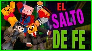 EL SALTO DE FE | DEATH RUN | C/ Luh, Gona, Macu y Exo