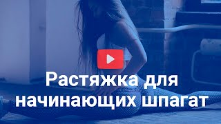Как сесть на шпагат в домашних условиях - видео упражнения для растяжки на шпагат