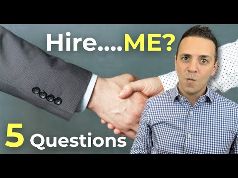 5 Entry-Level Accounting Interview Questions!
