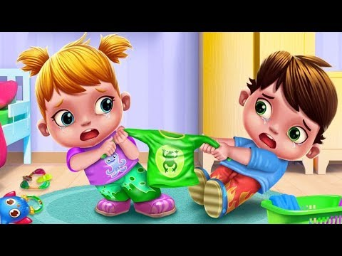 Baby Twins Terrible Two Kids Games - Play Learn Tabtale Fun Game For Kids and Families