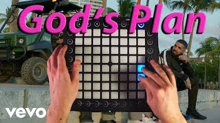 Drake - God's Plan Launchpad cover Insrumental