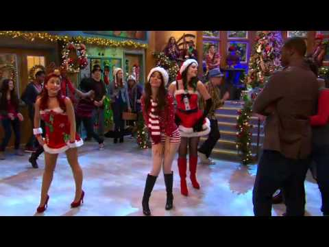 Victorious_ It's Not Christmas Without You (Music Video) - YouTube