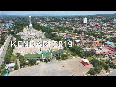 Pesona Kota Kendari 2019, Ibukota Provinsi dan Kota