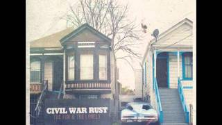 Watch Civil War Rust Hymns Of The Canary video
