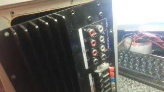 Ремонт сабіка від компа не працюють два канали