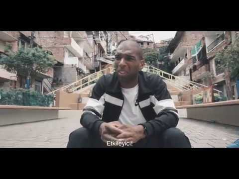 Holiday With Ryan Babel to Medellín (Amazing footage)