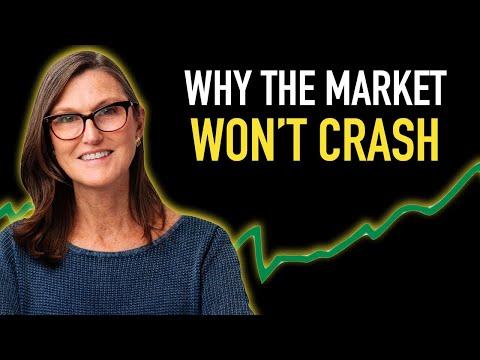 Cathie Wood: Why Crypto & Stocks WON'T Crash!