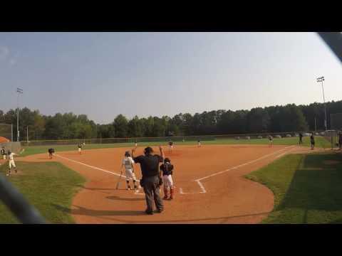 USSSA Georgia State Playoffs   Mountain View Bears 9U vs Giants Baseball Game 1