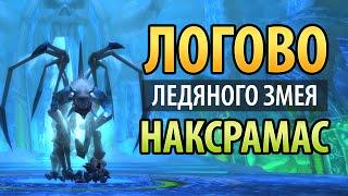 Логово ледяного змея, Наксрамас [Hearthstone]