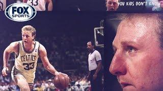 "Celtics Legend Larry Bird, according to Chris Broussard: ""You kids just don't know""   FOX SPORTS"