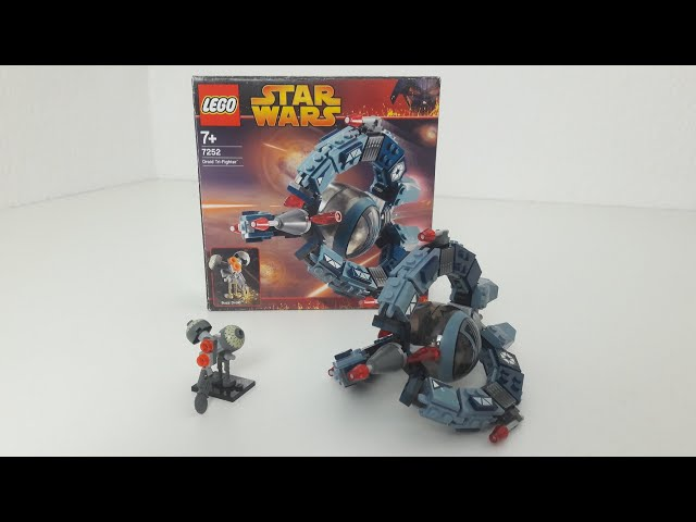 Lego Collectors Guide Episode #10 7252 Droid Tri-Fighter
