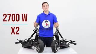 правдивый ТОП самых мощных электросамокатов от Rusamokat.ru