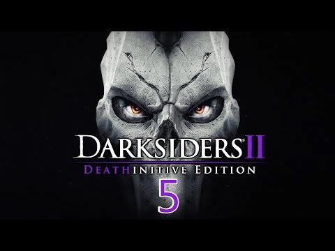 Darksiders II Deathinitive Edition Guía 100% #5 El Templo Perdido