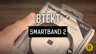 sony Smartband 2 unboxing and in-depth hands-on